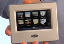 Infinity Touch Thermostat